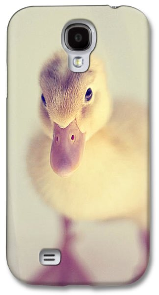 Hello Ducky Galaxy S4 Case by Amy Tyler