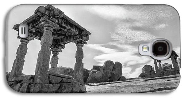 Galaxy S4 Case featuring the photograph Hemakuta Hill, Hampi, 2017 by Hitendra SINKAR