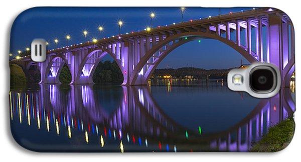 Henley Bridge In Knoxville Tn Galaxy S4 Case