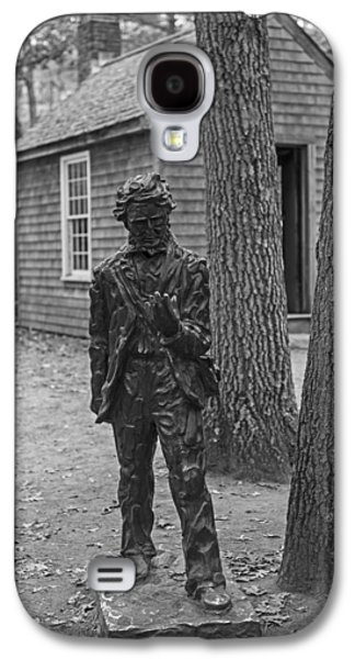 Henry David Thoreau House Walden Pond Concord Ma Galaxy S4 Case