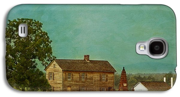 Henry House At Manassas Battlefield Park Galaxy S4 Case