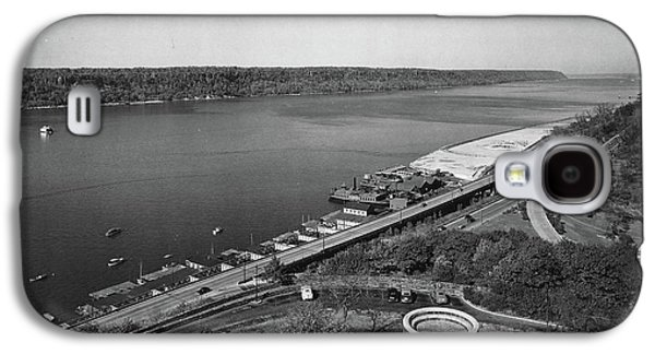 Henry Hudson Parkway, 1936 Galaxy S4 Case by Cole Thompson
