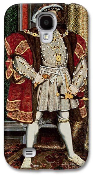 Henry Viii Galaxy S4 Case by Hans Holbein the Younger
