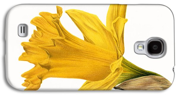 Herald Of Spring Galaxy S4 Case by Sarah Batalka