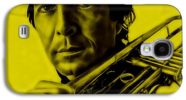 Herb Alpert Collection Galaxy S4 Case by Marvin Blaine