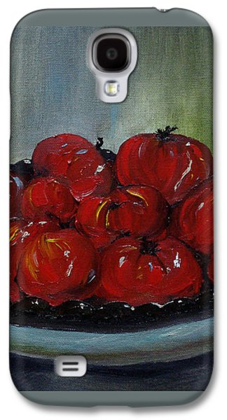Heritage Tomatoes Galaxy S4 Case