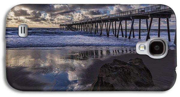 Hermosa Beach Pier Galaxy S4 Case