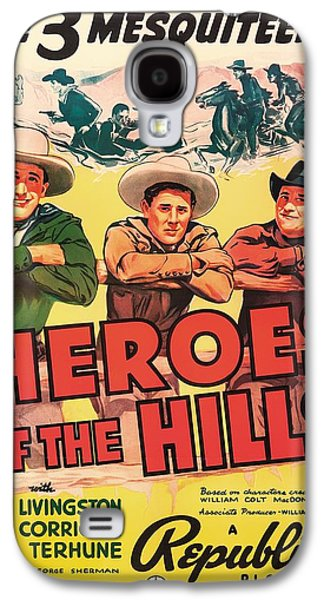 Heroes Of The Hills 1938 Galaxy S4 Case by Mountain Dreams