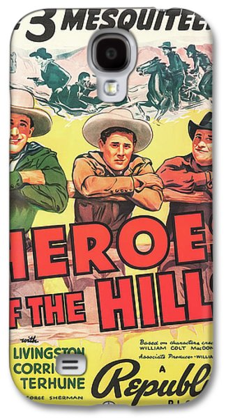 Heroes Of The Hills 1938 Galaxy S4 Case by Republic