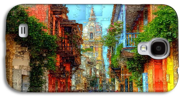 Heroic City, Cartagena De Indias Colombia Galaxy S4 Case