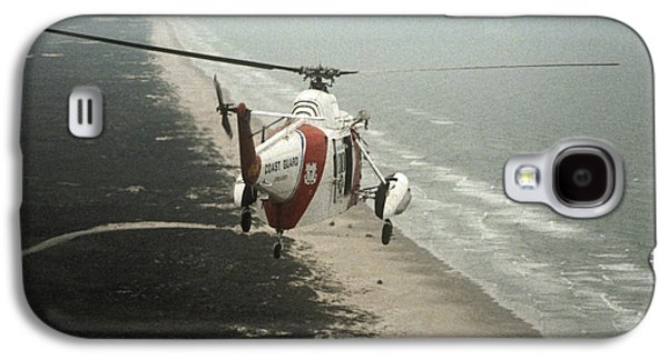 Hh-52a Beach Patrol Galaxy S4 Case