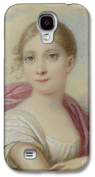 Hh The Hereditary Duchess Of Saxe Galaxy S4 Case by MotionAge Designs