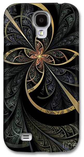 Hidden Depths Galaxy S4 Case by John Edwards