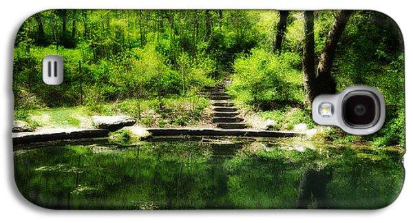 Hidden Pond At Schuylkill Valley Nature Center Galaxy S4 Case