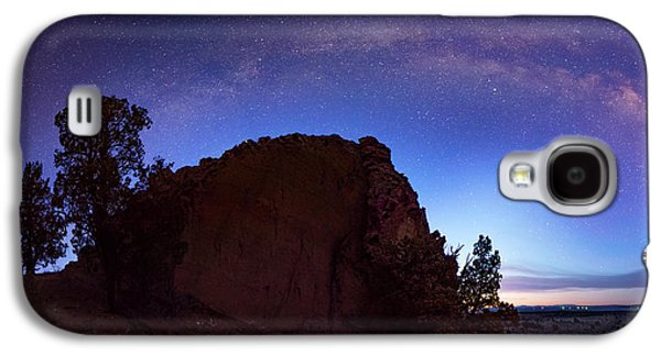 High Desert Dawn Galaxy S4 Case by Leland D Howard