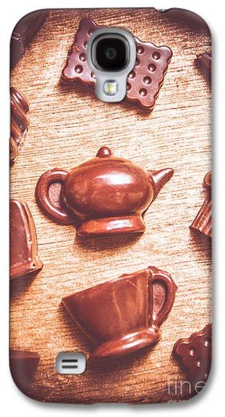 High Tea Snacks Galaxy S4 Case by Jorgo Photography - Wall Art Gallery