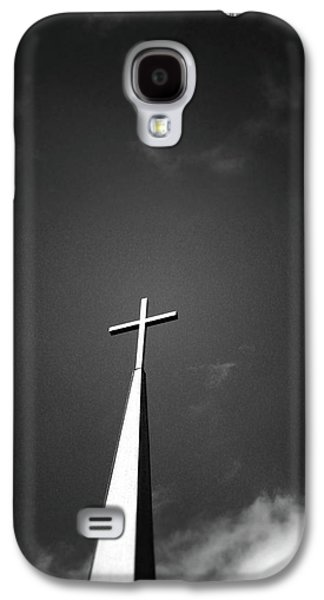 Higher To Heaven - Black And White Photography By Linda Woods Galaxy S4 Case