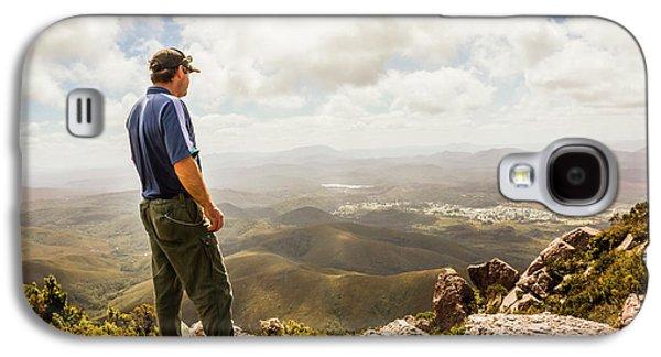 Hiking Australia Galaxy S4 Case