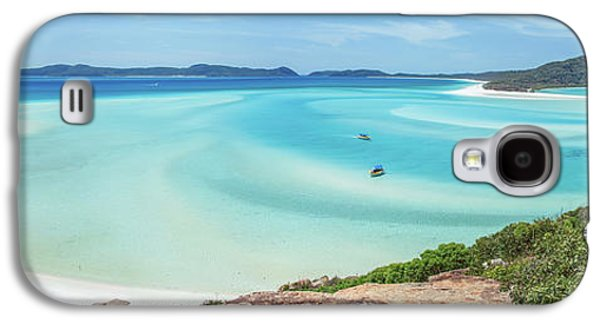 Hill Inlet Lookout Galaxy S4 Case