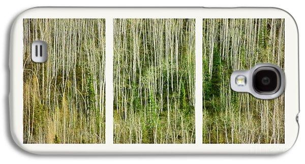 Hillside Forest Galaxy S4 Case by Priska Wettstein
