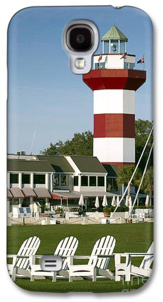 Hilton Head Island Lighthouse Galaxy S4 Case by Dustin K Ryan