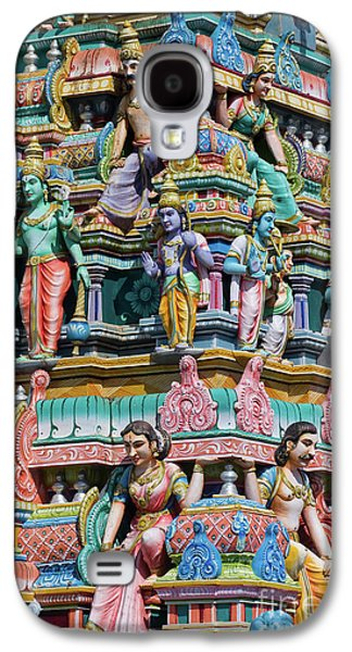 Hindu Temple Gopuram Galaxy S4 Case