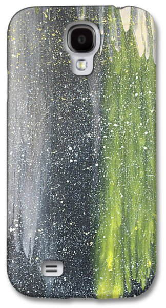 His World Galaxy S4 Case by Cyrionna The Cyerial Artist