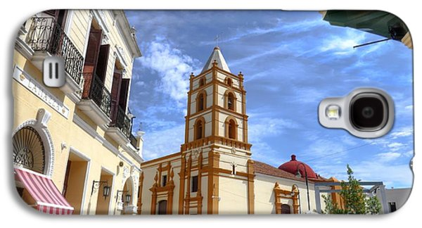 Historic Camaguey Cuba Prints 3 Galaxy S4 Case by Wayne Moran