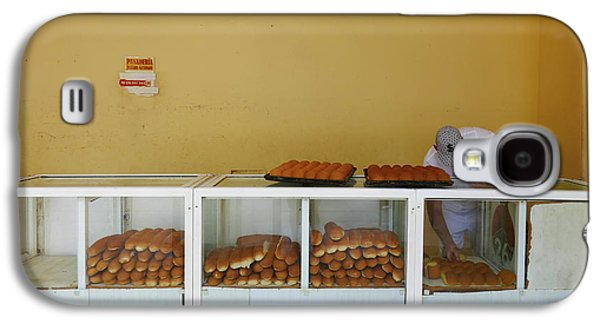 Historic Camaguey Cuba Prints The Bakery Galaxy S4 Case by Wayne Moran