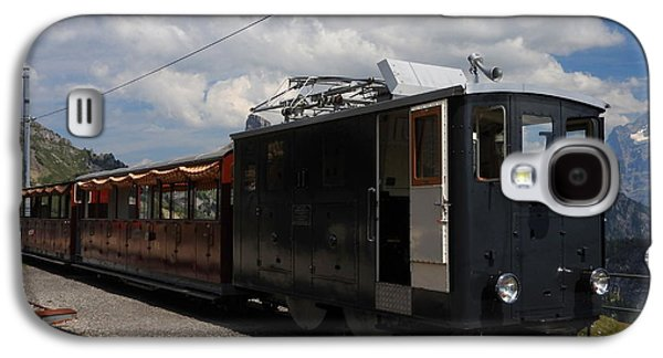 Historic Cogwheel Train  Galaxy S4 Case