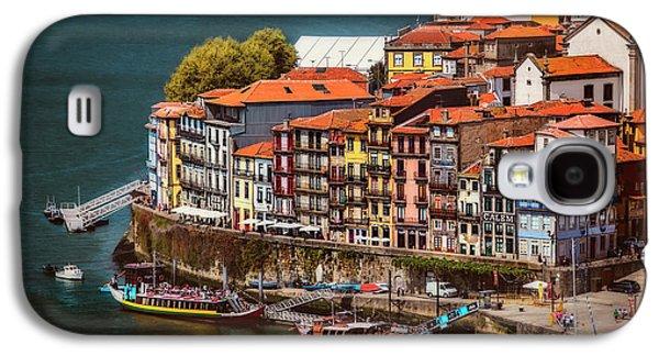 Historic Ribeira Porto  Galaxy S4 Case