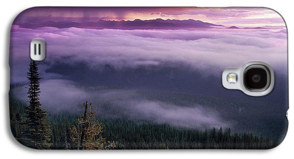 Historical Wilderness View Galaxy S4 Case by Leland D Howard