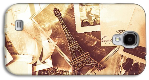 History And Sentiment Of Vintage Paris Galaxy S4 Case by Jorgo Photography - Wall Art Gallery