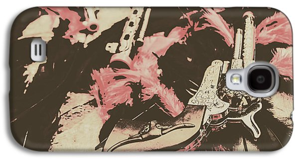 History In Western Rivalry Galaxy S4 Case by Jorgo Photography - Wall Art Gallery