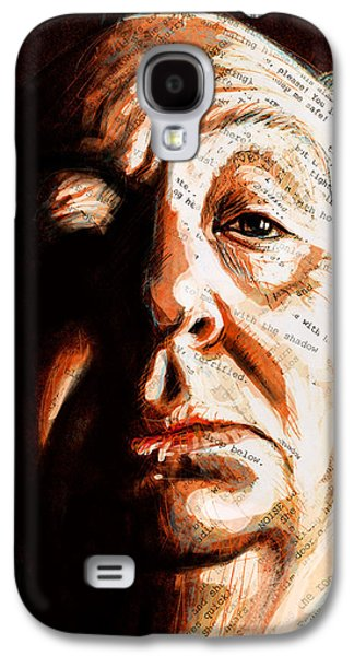 Hitchcock Galaxy S4 Case by Fay Helfer