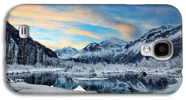 Hoar Frost Galaxy S4 Case