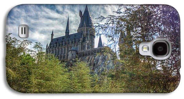Hogwarts Castle Galaxy S4 Case