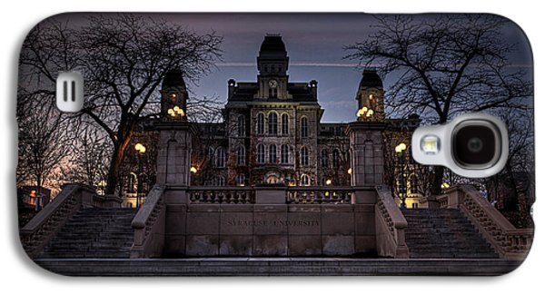 Hogwarts - Hall Of Languages Galaxy S4 Case by Everet Regal