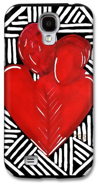 Hold Me Galaxy S4 Case by Diamin Nicole
