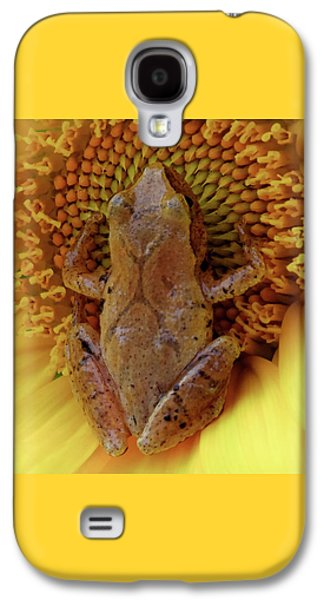 Holding On To Summer Galaxy S4 Case by Karen Wiles
