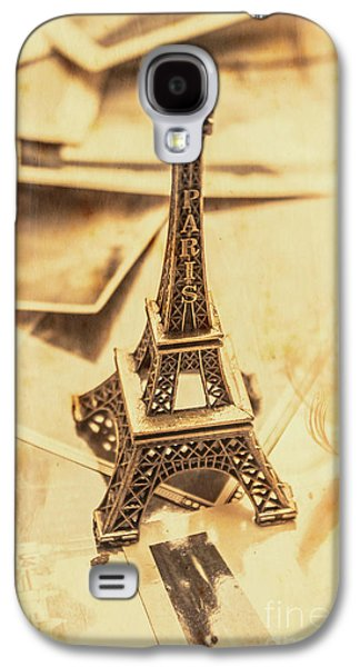 Holiday Nostalgia In Vintage France Galaxy S4 Case by Jorgo Photography - Wall Art Gallery