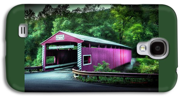 Hollingshead Coverd Bridge Galaxy S4 Case