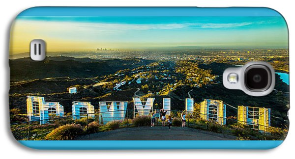 Hollywood Dreaming Galaxy S4 Case by Az Jackson
