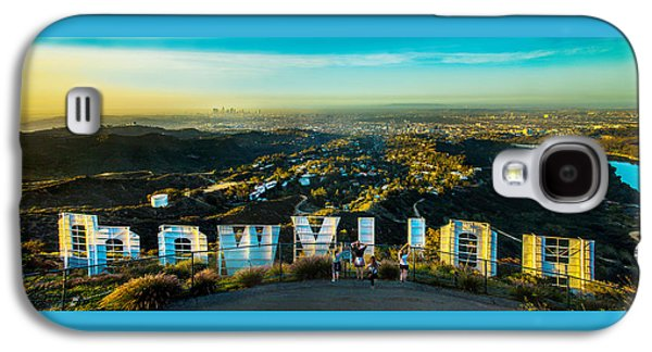 Hollywood Dreaming Galaxy S4 Case