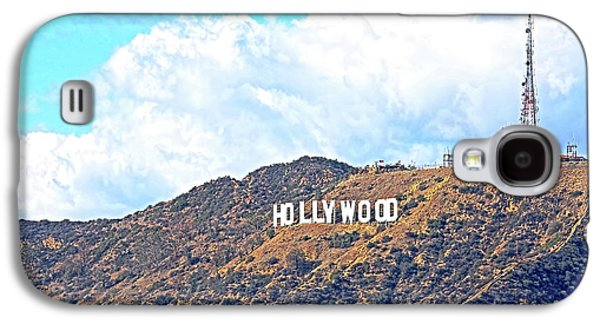 Hollywood Galaxy S4 Case by Edita De Lima