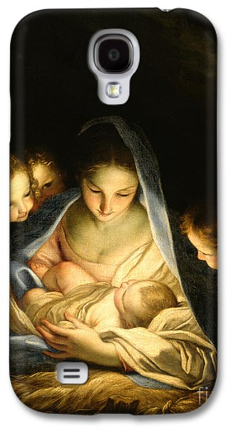 Holy Night Galaxy S4 Case