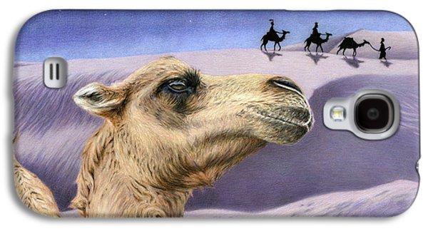 Holy Night Galaxy S4 Case by Sarah Batalka