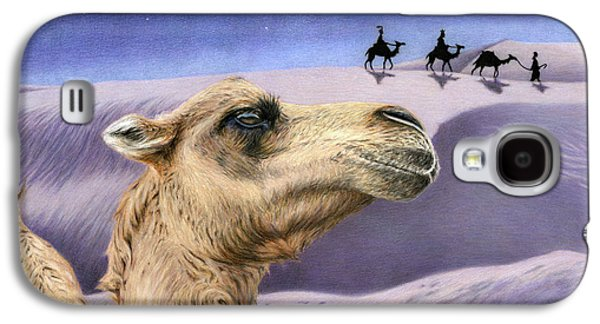 Holy Night Galaxy S4 Case by Sarah Batalka