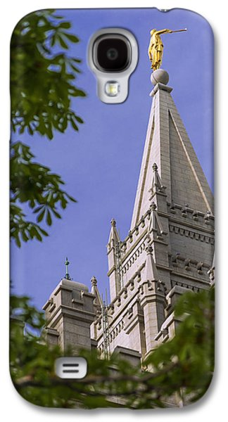 Holy Temple Galaxy S4 Case by Chad Dutson