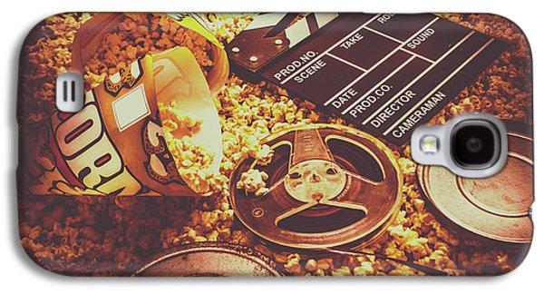 Home Cinema Art Galaxy S4 Case by Jorgo Photography - Wall Art Gallery